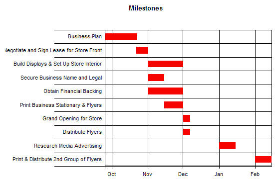 Assets in business plan